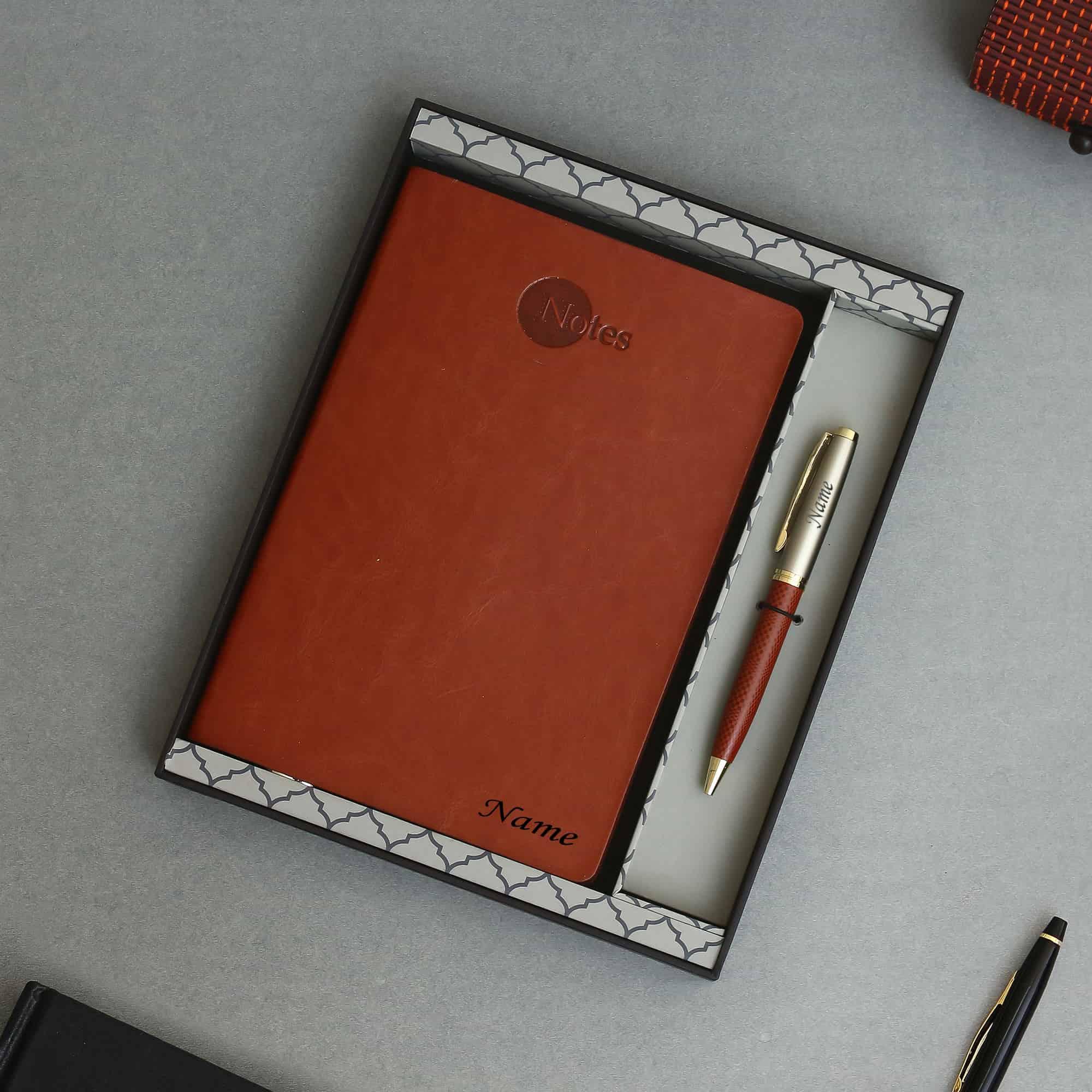Diary & Pen set - Memorycart